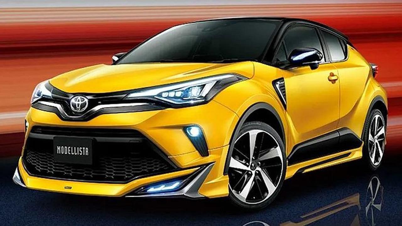 Paket Aksesori Ini Bikin Tampilan Toyota C-HR Tambah Garang
