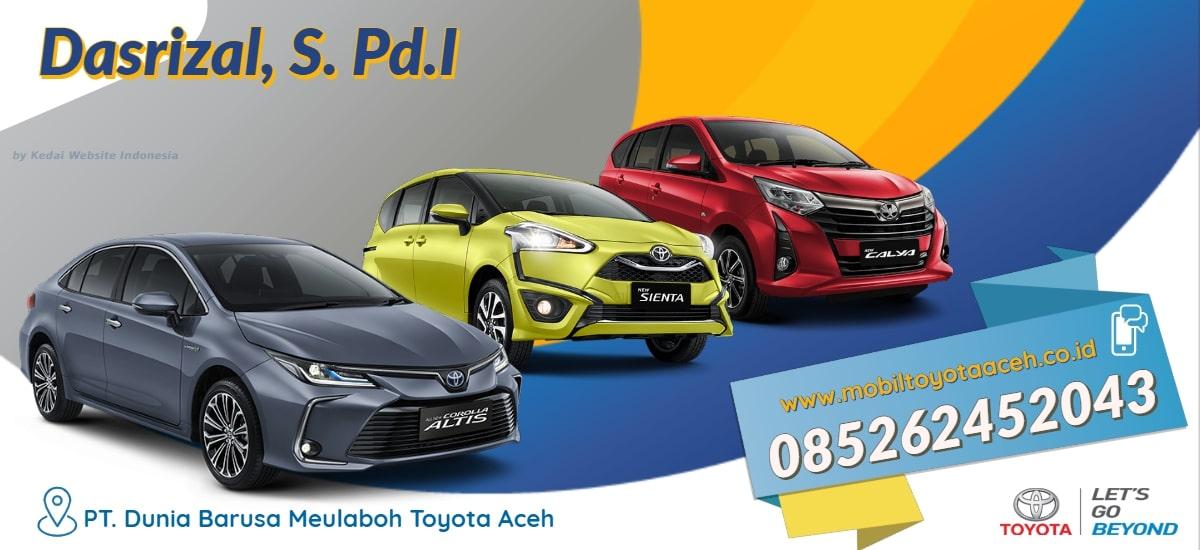 Simulasi Kredit Toyota Aceh
