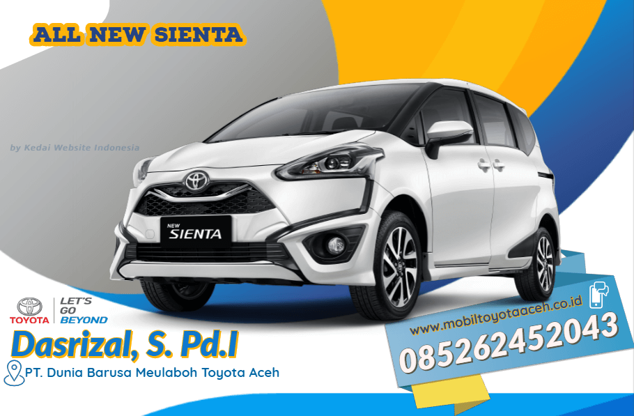 All New Sienta